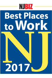 NJBIZ Best Places to Work 2017