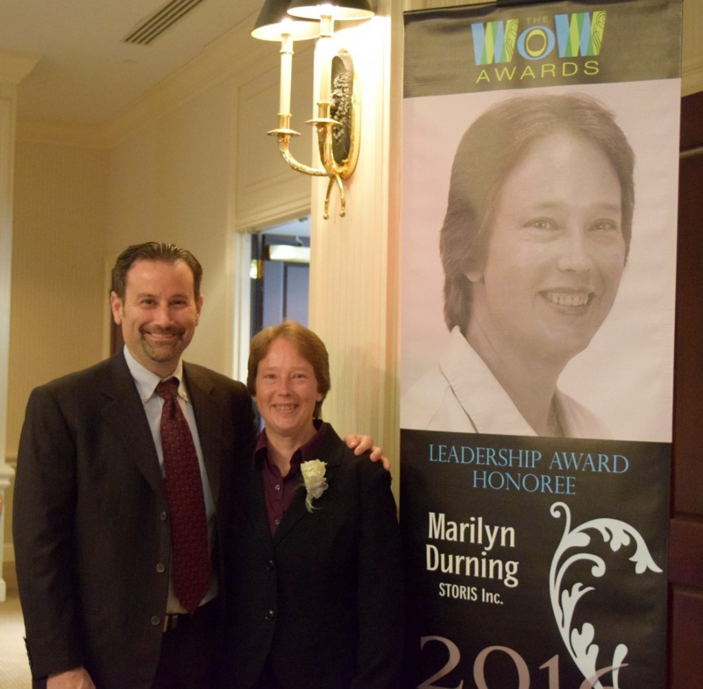 Marilyn Durning at the Wow Awards