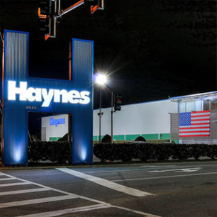 Photo of Hayes storefront