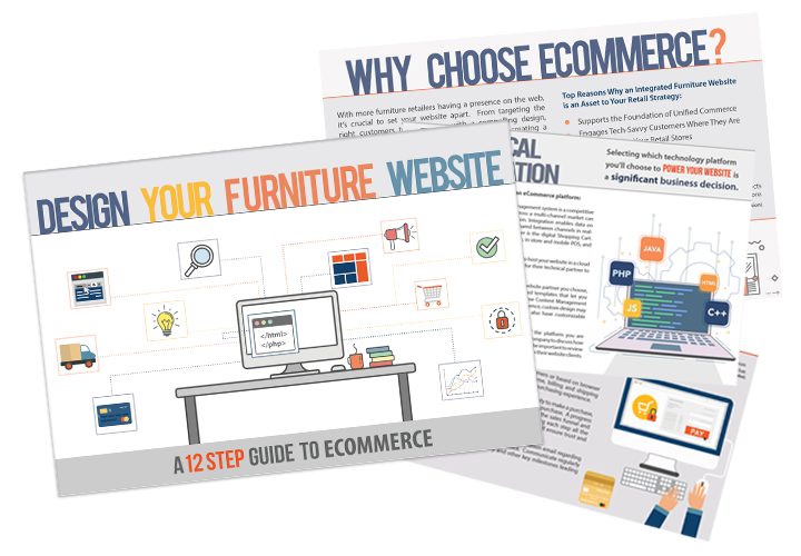 The 12 Step Guide to Designing a Furniture Website