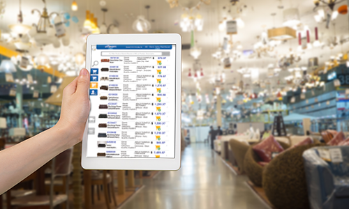 daa6de2bc43d Mobile POS Solutions for Home Furnishings Retailers | STORIS